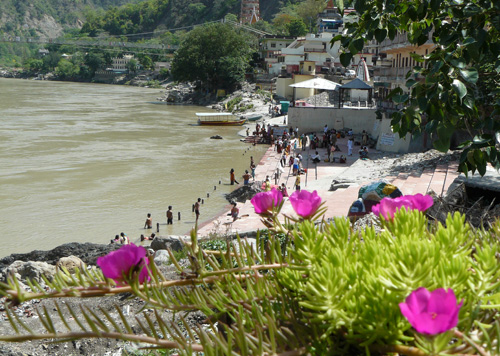 Ganges Rishikesh India